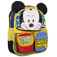 Детский рюкзак Мики маус 1004 yellow