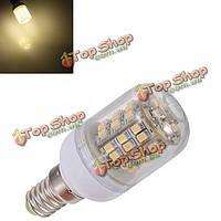 Сенько E14 3W теплый белый 48 SMD 3528 LED энергосберегающие лампы прожектор 85-265в