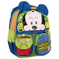 Детский рюкзак Мики маус 1004 blue
