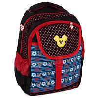 Детский рюкзак Мики маус 1002 black