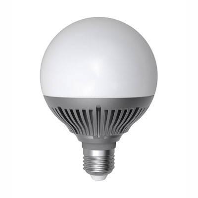 Светодиодная лампа Electrum A-LG-1061 D95 12W E27 2700K LG-30 мат. глоб Код.57171, фото 2