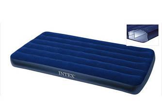 Надувной матрас Intex 191х99х25 см (68757)