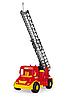 Игрушечная машинка Пожарный автомобиль серии Multi Truck Wader (32170), фото 3
