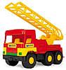 Игрушечная машинка Middle Truck пожарная, фото 2