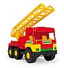 Игрушечная машинка Middle Truck пожарная, фото 3
