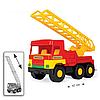 Игрушечная машинка Middle Truck пожарная, фото 6