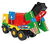 Игрушечный мусоровоз Middle Truck (39224), фото 3