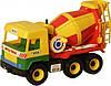 Игрушечная бетономешалка Middle Truck, фото 2