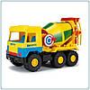 Игрушечная бетономешалка Middle Truck, фото 4