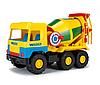 Игрушечная бетономешалка Middle Truck, фото 9