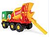 Игрушечная бетономешалка Middle Truck, фото 10