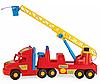 Игрушечная машинка Пожарная машина из серии Super Truck Wader (36570), фото 3