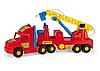Игрушечная машинка Пожарная машина из серии Super Truck Wader (36570), фото 5
