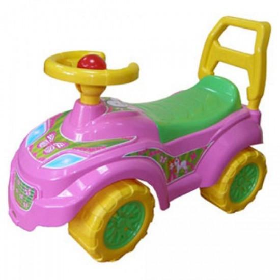 Машинка-каталка Принцесса ТехноК (0793)