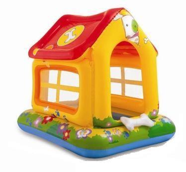 """Дитячий ігровий центр Intex 57429 """"Улюблене цуценя"""""""