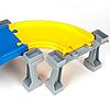 Kid Cars 3D детский паркинг 3 этажа  с дорогой 4,6 м (53040), фото 8