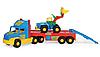 Игрушечный эвакуатор Super Truck с трактором (36520), фото 4