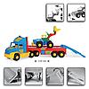 Игрушечный эвакуатор Super Truck с трактором (36520), фото 6