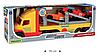 Игрушечная машинка Тягач-эвакуатор для спортивных автомобилей серии Super Truck Wader (36620), фото 2
