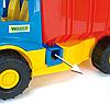 Игрушечная машинка Грузовик с кеглями серии Multi Truck Wader (32220,39220), фото 5