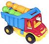 Игрушечная машинка Грузовик с кеглями серии Multi Truck Wader (32220,39220), фото 6