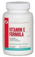 Витамины VITAMIN E FORMULA 100 капсул