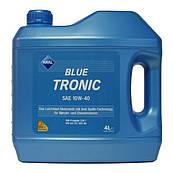 Масло моторное ARAL Blue Tronic 10W40 4L