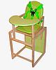 Стільчик для годування Ommi Плюс Трансформер, фото 2