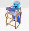 Стільчик для годування Ommi Плюс Трансформер, фото 3