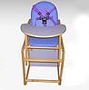 Стільчик для годування Ommi Плюс Трансформер, фото 5
