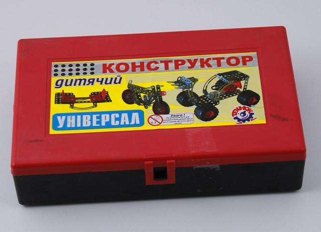 Конструктор металлический Универсал ТехноК (0922)