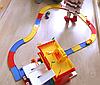 Детская парковка Гараж с дорогой Wader (50400), фото 4