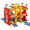 Детская парковка Гараж с дорогой Wader (50400), фото 6