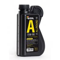 Трансмиссионное масло Bizol Allround Gear Oil TDL 75W-90 1л