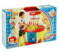 Игровой набор Детская кухня 008-58A в чемодане
