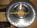 Диск тормозной  ВАЗ 2101-2107  c канавкой производство Автореал, Россия, фото 4