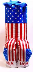 Боксерська груша USA велика Danko toys