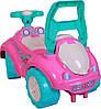 Машинка каталка для прогулок Кошечка ТехноК (0823), фото 3