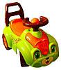 Машинка каталка Автомобиль для прогулок (3428) зеленая, фото 2