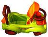 Машинка каталка Автомобиль для прогулок (3428) зеленая, фото 4