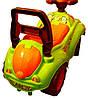 Машинка каталка Автомобиль для прогулок (3428) зеленая, фото 5