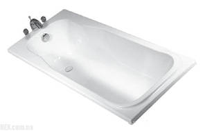 Акриловая ванна KOLO Aqualino 1500х700х600   XWP3051, фото 2