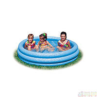 Надувной бассейн Intex 168х168х41 (58446)