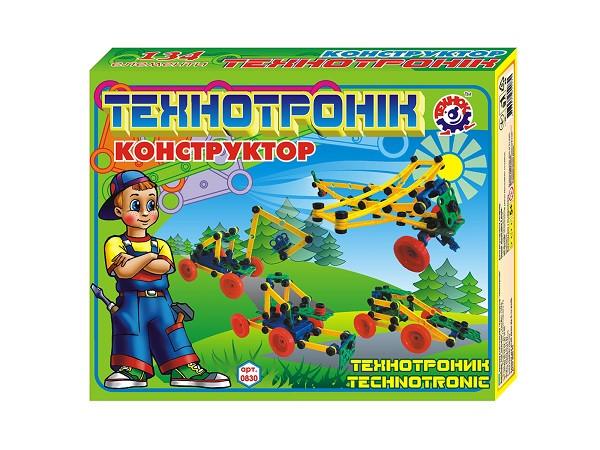 Конструктор Технотроник Технок (0830)