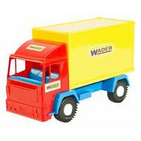 "Грузовик ""Мусоровоз"" контейнер Mini truck Wader 39210"