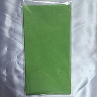 Бумага тишью (папиросная) 50х50см 50 листов салатовый