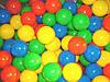 Шарики для сухого бассейна  6.8 см/32 штуки (467)