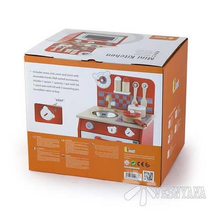 Игровой набор Viga Toys Мини-кухня 50231VG, фото 2