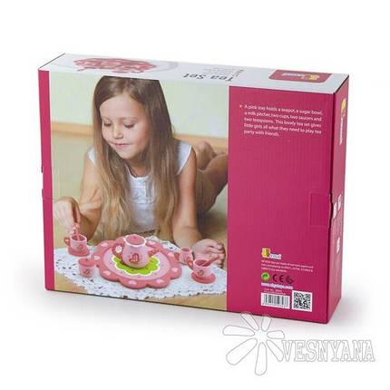 Игрушка Viga Toys Чайный набор 50343, фото 2