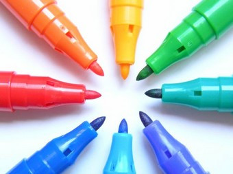 Фломастеры и маркеры